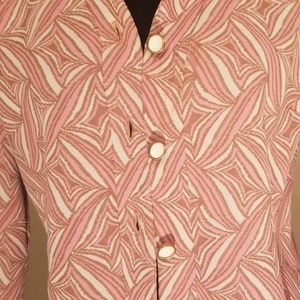 Vintage Jackets & Coats - VTG Sears Fashions 60s/70s Funky Blazer